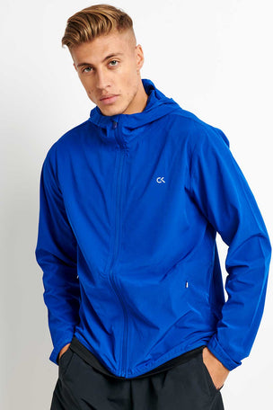 Calvin Klein Performance Calvin Klein Zip-Through Tracksuit Jacket - Surf The Web image 1 - The Sports Edit
