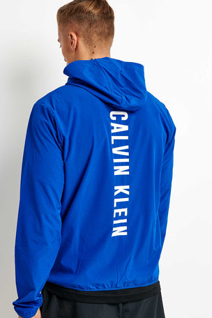 Calvin Klein Performance Calvin Klein Zip-Through Tracksuit Jacket - Surf The Web image 2 - The Sports Edit