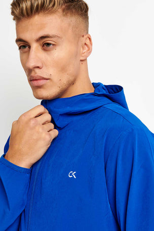 Calvin Klein Performance Calvin Klein Zip-Through Tracksuit Jacket - Surf The Web image 3 - The Sports Edit
