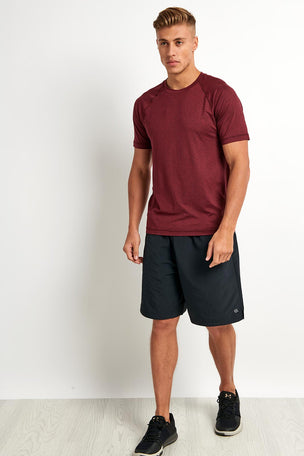Calvin Klein Performance Calvin Klein Woven Shorts - Black image 4 - The Sports Edit