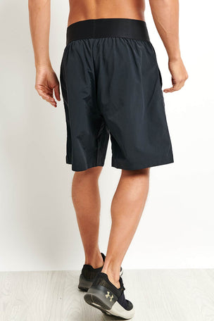 Calvin Klein Performance Calvin Klein Woven Shorts - Black image 2 - The Sports Edit
