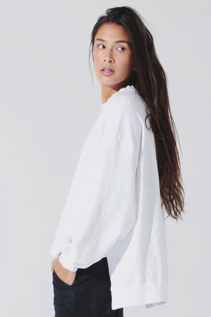 Electric & Rose Neil Sweatshirt - Cloud image 3 - The Sports Edit