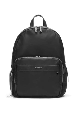 Fact+Fiction Lea Backpack - Silver image 1 - The Sports Edit