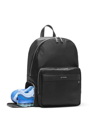 Fact+Fiction Lea Backpack - Silver image 2 - The Sports Edit