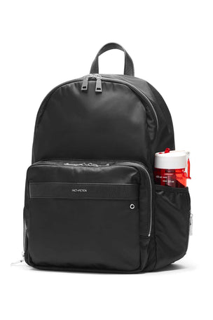Fact+Fiction Lea Backpack - Silver image 3 - The Sports Edit