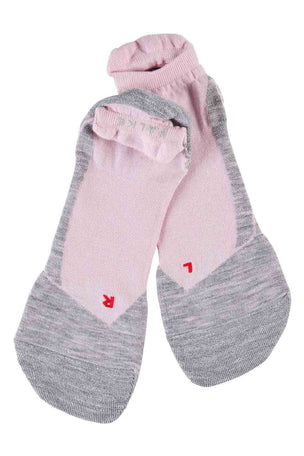 Falke RU4 invisible Socks - Thuilt Pink image 2 - The Sports Edit