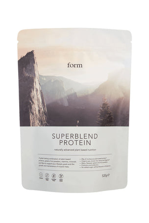 Form Nutrition Superblend Protein - Vanilla image 5 - The Sports Edit