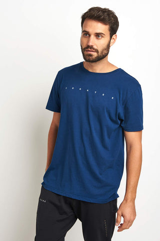 good hYOUman Yoga Tee - The Martel image 1 - The Sports Edit