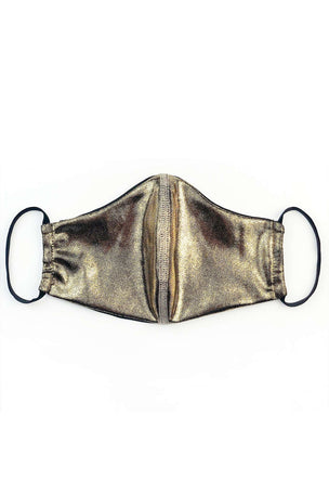 Heroine Sport H-Mask 3 Pack - Tri Gold image 5 - The Sports Edit