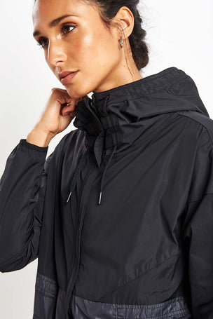 Reebok Training Supply Jacket - Black image 3 - The Sports Edit