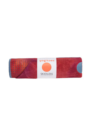 Manduka Yogitoes Towel - Groovy La Rampa image 2 - The Sports Edit