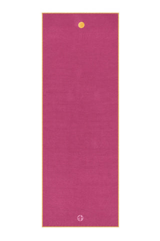 Manduka Yogitoes Towel - La Rampa image 1 - The Sports Edit