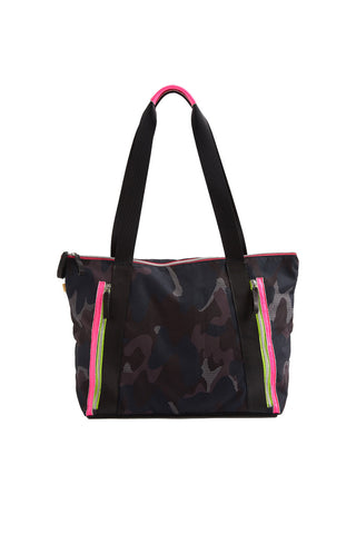 MONREAL Victory Bag Black Camo image 1 - The Sports Edit