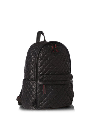 MZ Wallace Small Metro Backpack - Black image 2 - The Sports Edit
