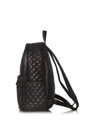 MZ Wallace Small Metro Backpack - Black image 3 - The Sports Edit