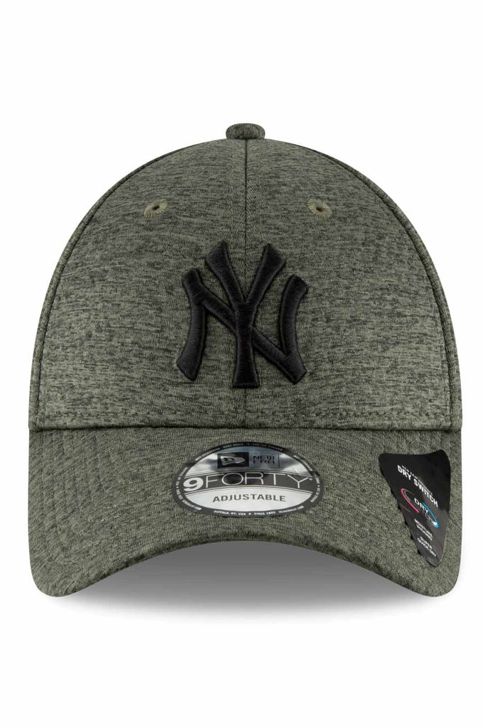 a38ff4e63e7 New Era New York Yankees Dry Switch 9FORTY Cap - Olive image 3 - The Sports