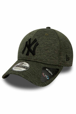 6db034589e4 New Era New York Yankees Dry Switch 9FORTY Cap - Olive image 1 - The Sports