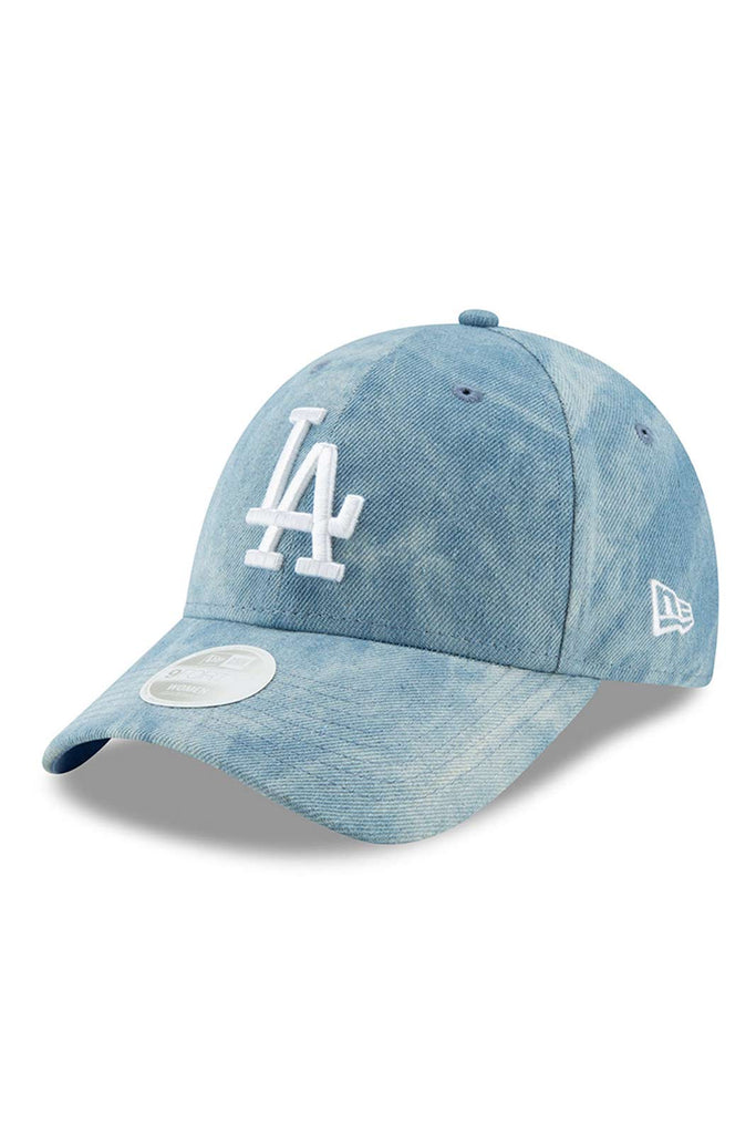 b36a6fd9e07d6 New Era Los Angeles Dodgers Tie Dye 9FORTY - Light Blue image 1 - The Sports