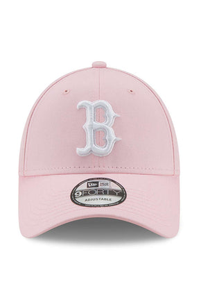 6c4e367b43d New Era Boston Red Sox Essential Pink 9FORTY image 1 - The Sports Edit
