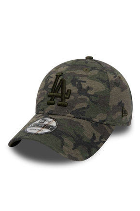 newest collection cf35f 80bc7 New Era Los Angeles Dodgers Camo Essential 9FORTY image 1 - The Sports Edit