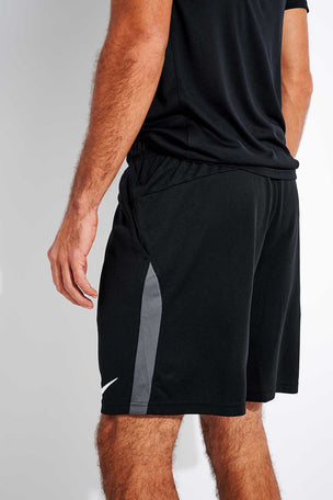 Nike Dri-FIT Shorts - Black/Grey/White image 2 - The Sports Edit