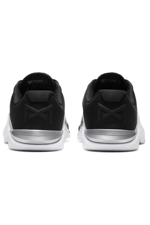 Nike Metcon 6 Shoes - Black/Metallic Silver | Women's image 6 - The Sports Edit