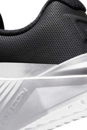 Nike Metcon 6 Shoes - Black/Metallic Silver | Women's image 8 - The Sports Edit