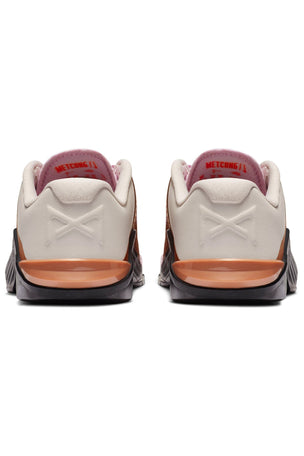 Nike Metcon 6 Shoes - Arctic Pink/Hyper Crimson/Black | Women's image 5 - The Sports Edit