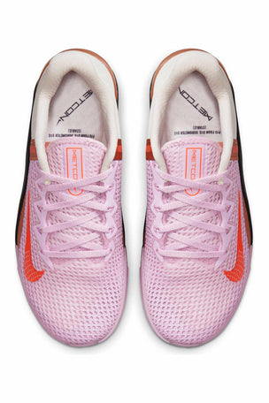 Nike Metcon 6 Shoes - Arctic Pink/Hyper Crimson/Black | Women's image 6 - The Sports Edit