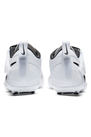 Nike SuperRep Cycle Shoes - White/Black | Women's image 6 - The Sports Edit