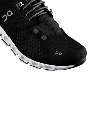ON Running Cloud - Black/White - Men's image 2 - The Sports Edit