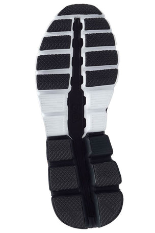 ON Running Men's Cloudflow Black/Asphalt image 2 - The Sports Edit