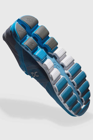 ON Running Men's Cloudflow River/Navy image 4 - The Sports Edit