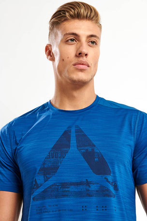 Reebok ACTIVCHILL Graphic Move Tee image 4 - The Sports Edit