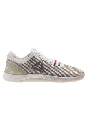 Reebok CrossFit Nano 8.0 - White/Grey image 1 - The Sports Edit