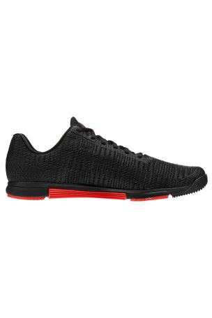Reebok Speed TR Flexweave - Black/Carotene image 1 - The Sports Edit
