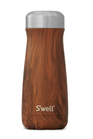 S'Well Teakwood Traveller 470ml image 2 - The Sports Edit