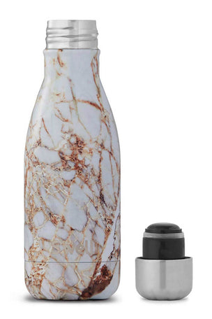 S'Well Calacatta Gold Marble Bottle | 260ml image 2 - The Sports Edit