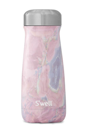 S'Well Geode Rose Traveler | 470ml image 3 - The Sports Edit