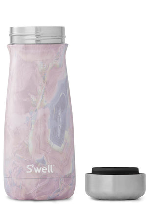 S'Well Geode Rose Traveler | 470ml image 2 - The Sports Edit
