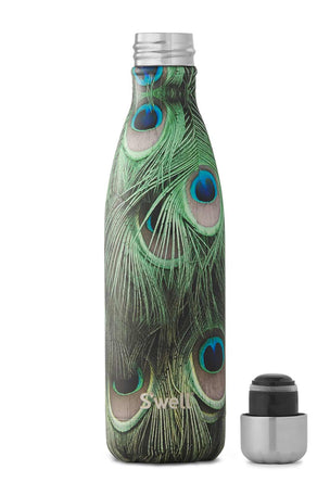 S'Well Peacock Water Bottle | 500ml image 2 - The Sports Edit
