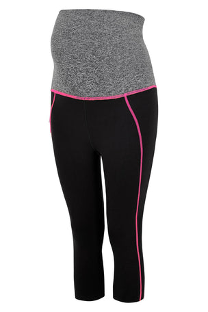 Seraphine The 2 Piece Active Kit - Black/Grey image 8 - The Sports Edit
