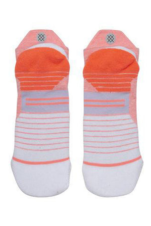 Stance Uncommon Solids Tab - Coral image 3 - The Sports Edit