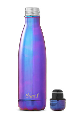 S'Well Ultraviolet Water Bottle | 500ml image 2 - The Sports Edit