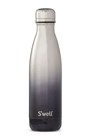 S'Well White Gold Ombre Water Bottle 500ml image 1 - The Sports Edit