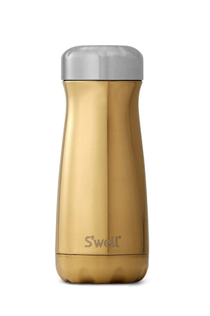 S'Well Yellow Gold Traveller | 470ml image 1 - The Sports Edit