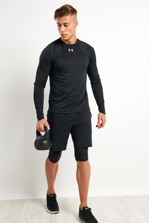 Under Armour HexDelta Long Sleeve Running T-Shirt image 4 - The Sports Edit