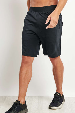 Under Armour Vanish Seamless Short Black image 1 - The Sports Edit