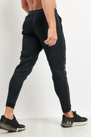 Under Armour Unstoppable Jogging pants - black image 2 - The Sports Edit