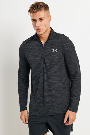 Under Armour Vanish 1/4 Zip Long Sleeve T-Shirt image 1 - The Sports Edit
